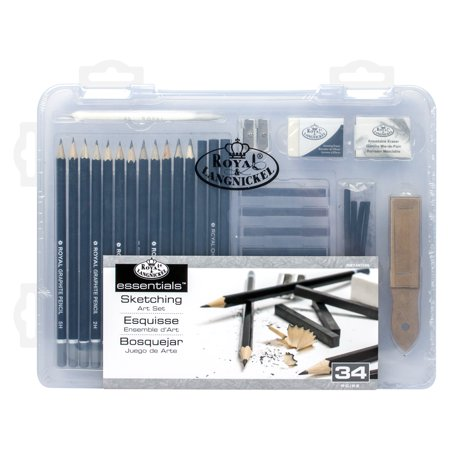 Royal & Langnickel Small Clearview™ Sketching - Artists Supplies
