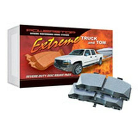 Power Stop Z36-882 Z36 Truck & Tow Carbon Fiber-Ceramic Brake Pad