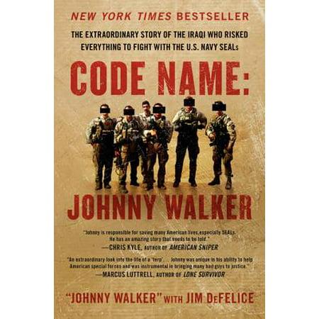 - Code Name: Johnny Walker - eBook