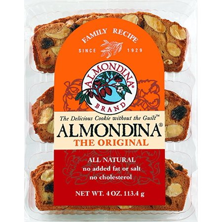 Almondina Almond Biscuits Bags - 4 oz