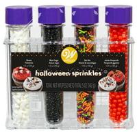 Wilton Halloween Sprinkles Test Tube Set, 5 oz.