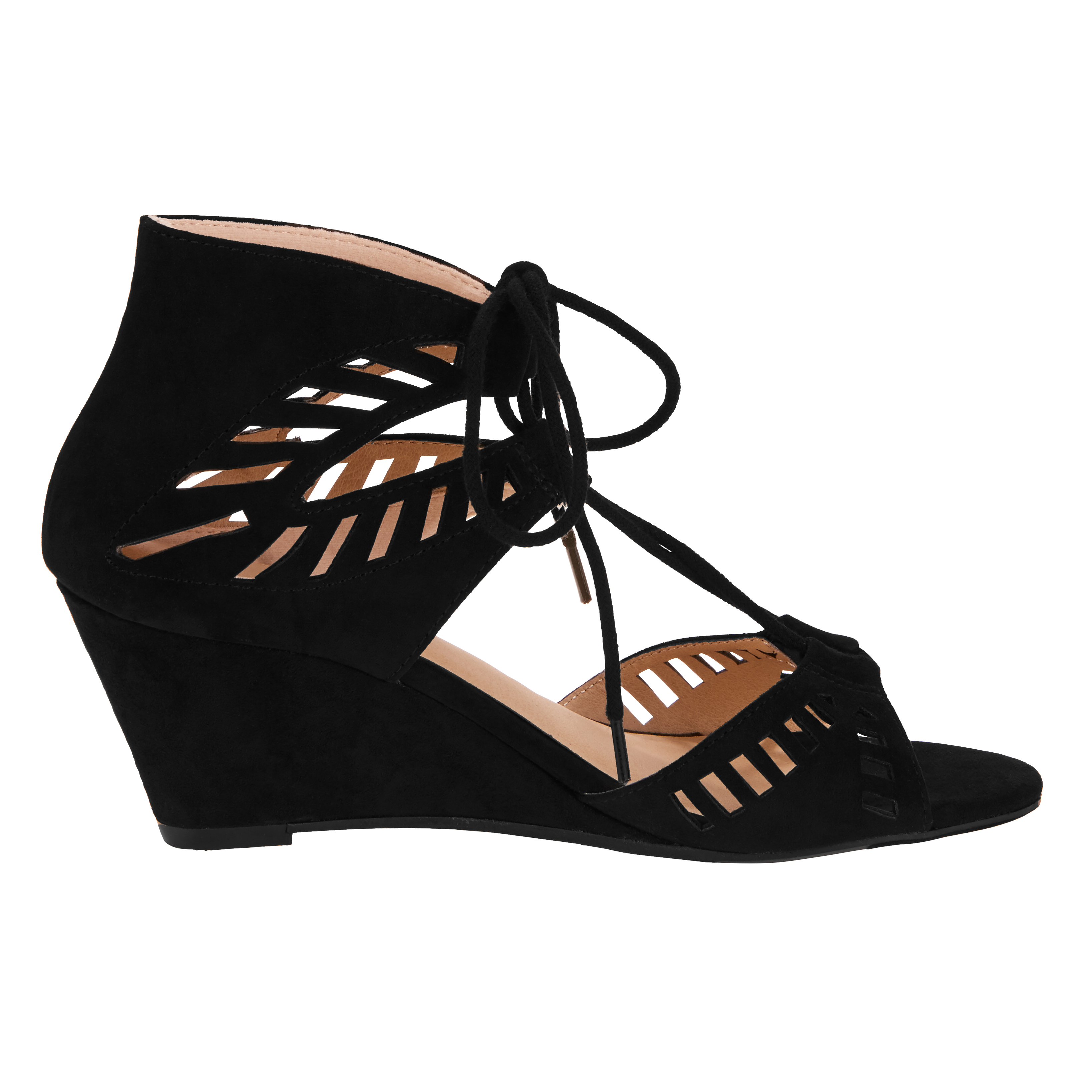 Time and Tru Women's Cutout Wedge