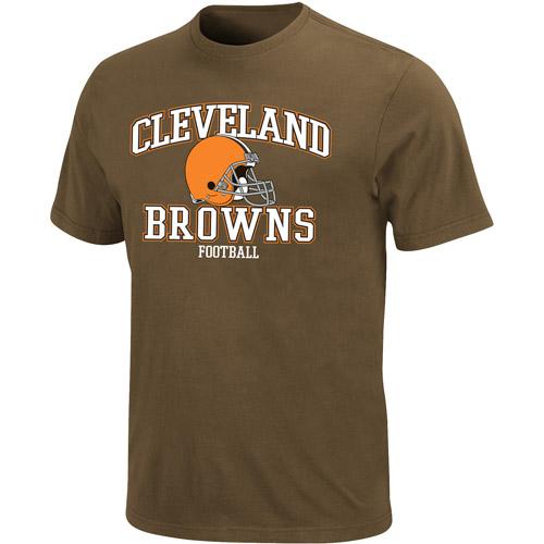 NFL - Men's Cleveland Browns Short Sleeve Team Tee