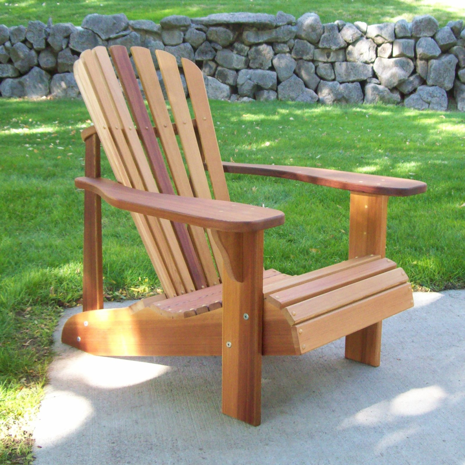 Wood Country T&L Adirondack Chair