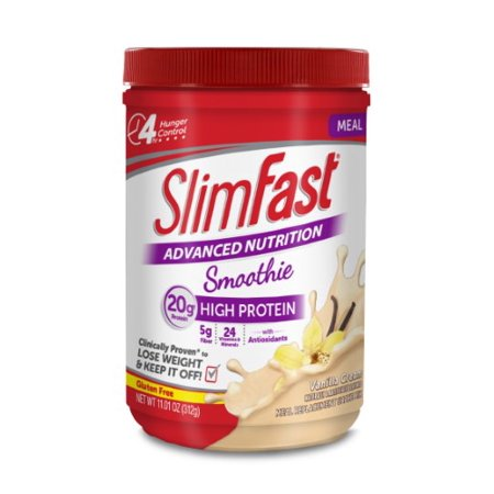 SlimFast Advanced Nutrition High Protein Meal Replacement Smoothie
