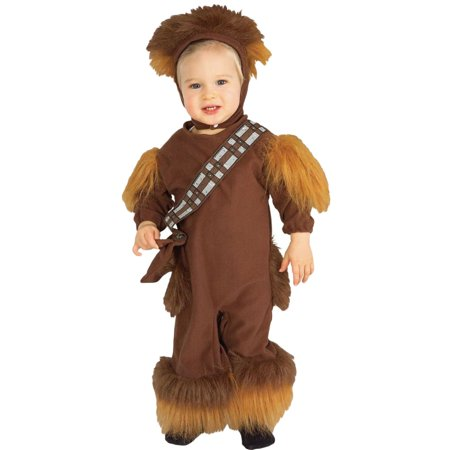 Morris costumes RU11681T Chewbacca Toddler Size 12-24Mo - Toddler Chewbacca Costume