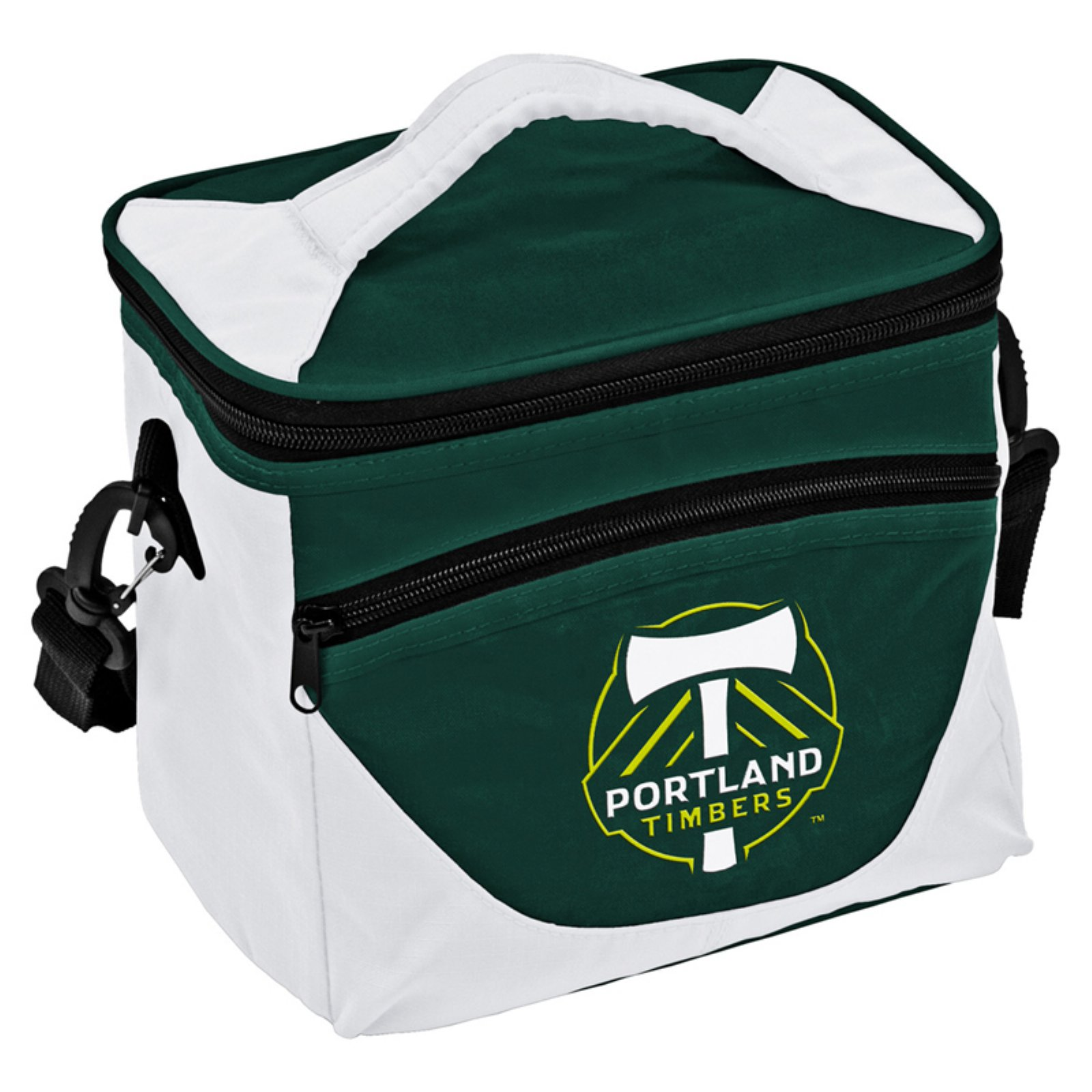 Logo Brands MLS Halftime Lunch Cooler