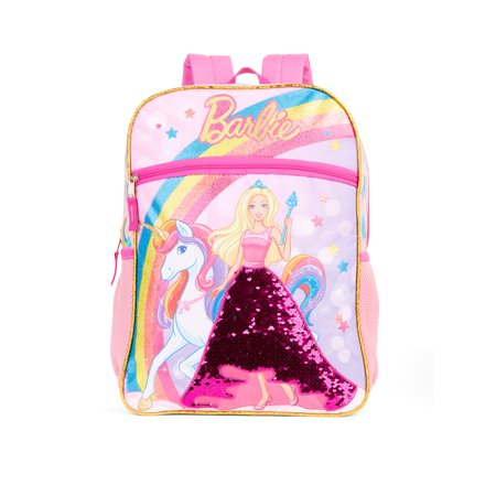 Barbie Sparkle Joy Backpack - Barbie Book Bag