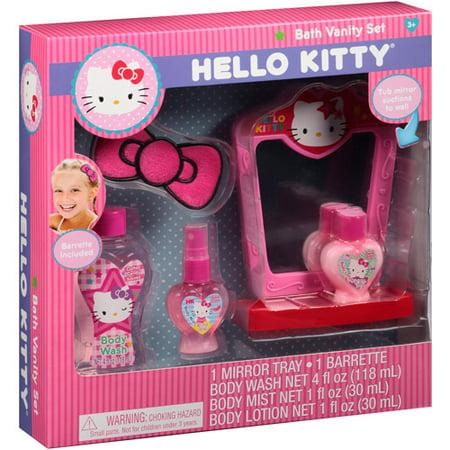 Hello Kitty Bath Vanity Set. Hello Kitty Bath Vanity Set   Walmart com