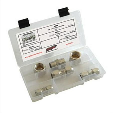 - A/C Compression Union Kit SUR&R Auto Parts AC40 SRR LP