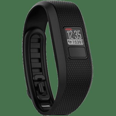 GARMIN Mfg#: 010-N1608-00 Fitness Band, Vivofit 3, Black, REFURB