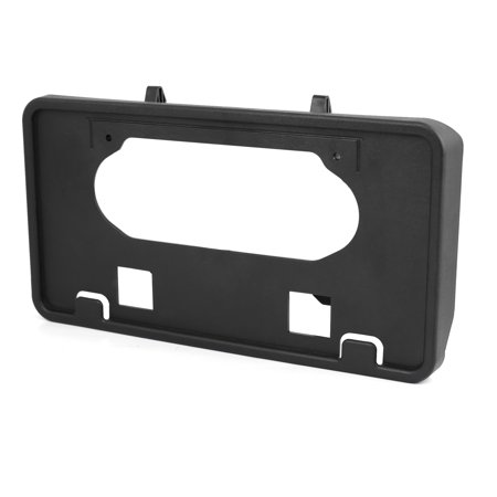 Front Bumper Number License Plate Mounting Bracket for 2009-2014 Ford F150 ()