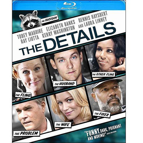 The Details (Blu-ray) (Widescreen)