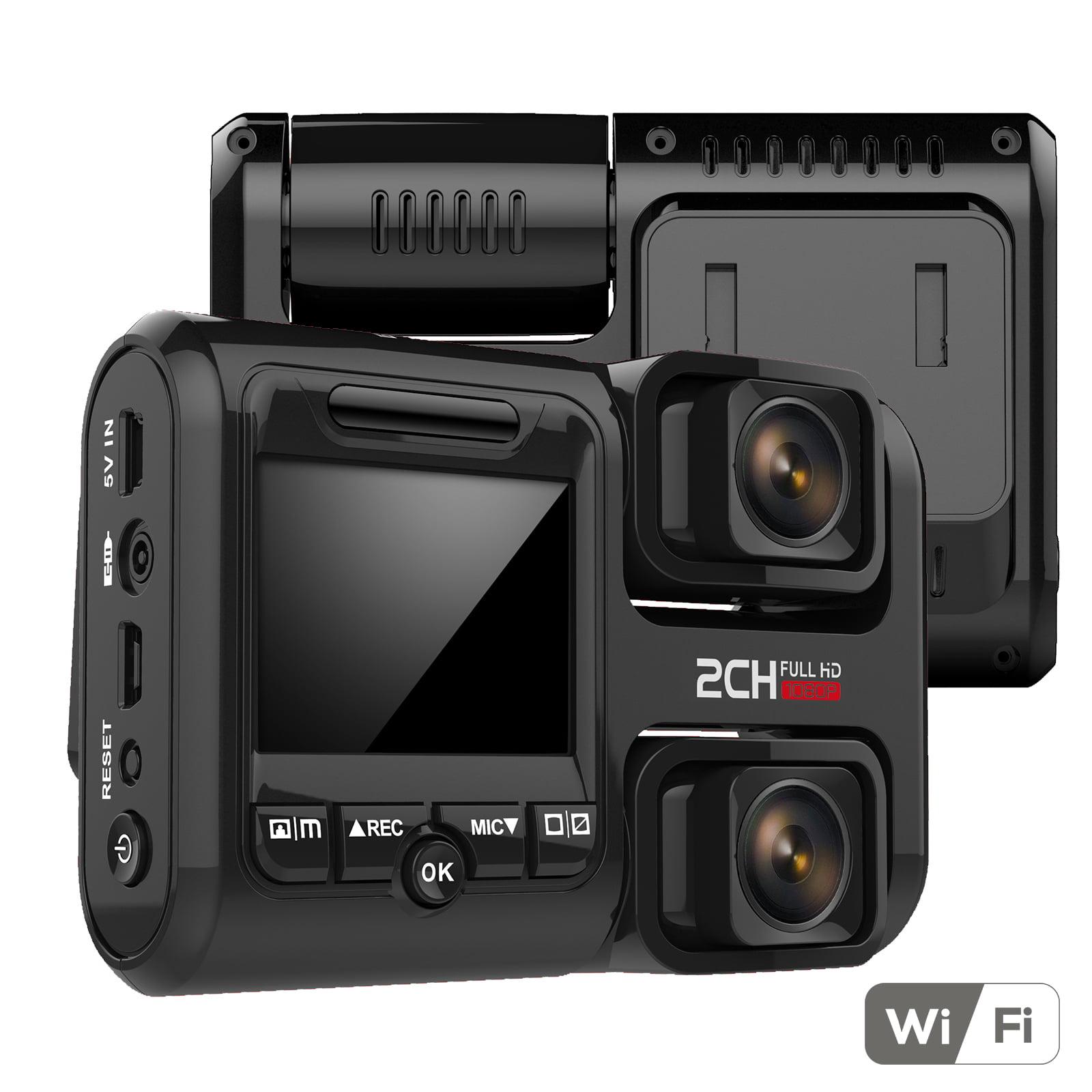 DVR Night Vision Camera Full HD 1080P Recording Dash Cam Camcorder Motion In CAR