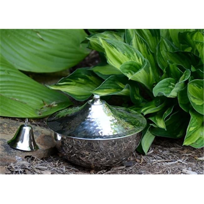 Starlite 1204-HN-TT Maui Grande Tabletop Hammered Nickel