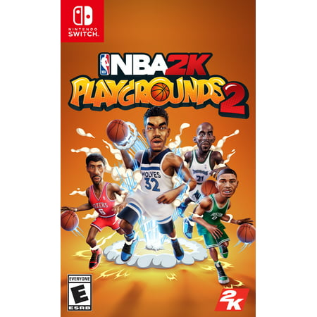 NBA 2K Playgrounds 2, 2K, Nintendo Switch, 710425553691