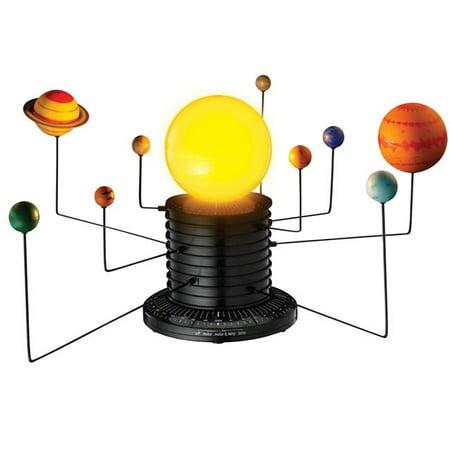 13.6 x 10.2 x 6.6 in. GeoSafari Motorized Solar