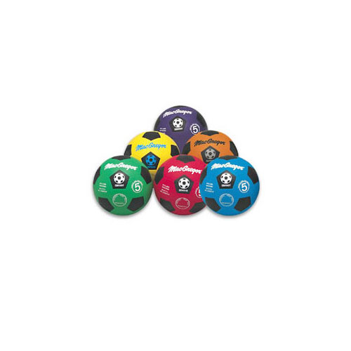 Multicolor Soccer Prism Pack Size 5 (PAC) by Generic