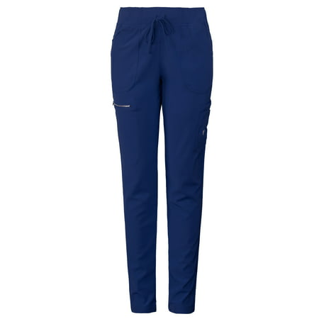 1d051a4bae6 Material Girl by Medgear - Women's Stretch MG SuperFlex Athletic Tapered  Leg Jogger Scrub Pant - Walmart.com