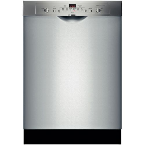 """Bosch SHE3AR7 24"""" Built-In Dishwasher with Recessed Handle and Express Wash - Ascenta Series"""