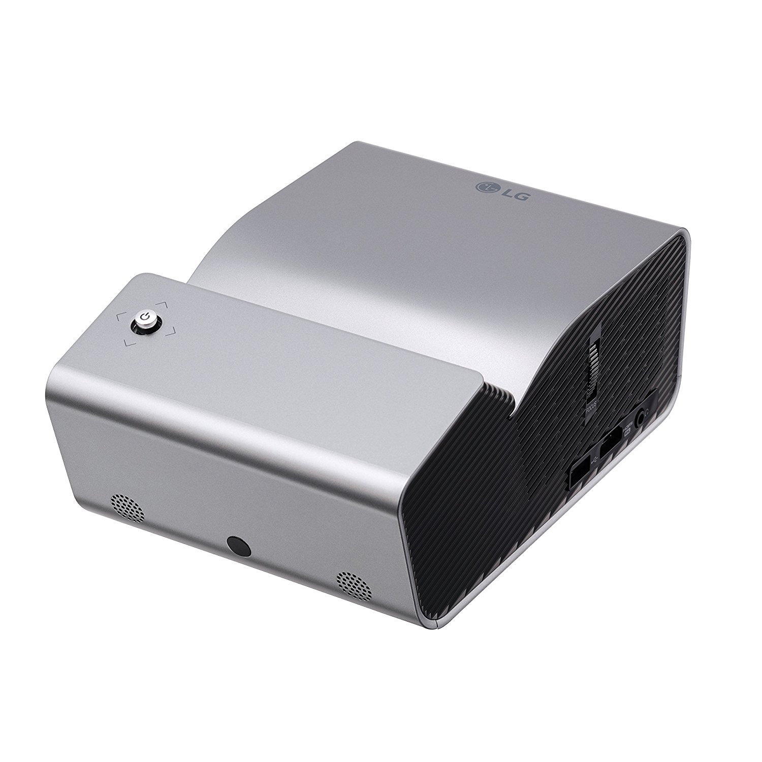 LG PH450UG Ultra Short Throw Projector with Built-in Battery