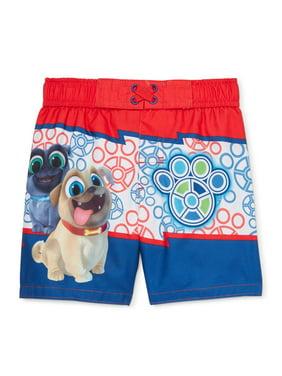 Puppy Dog Pals Toddler Boy Swim Trunks