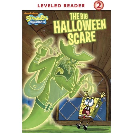 The Big Halloween Scare (SpongeBob SquarePants) - eBook