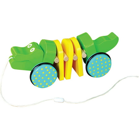 Donkey Pull Toy - Windsor Click Clack Crocodile Pull Toy