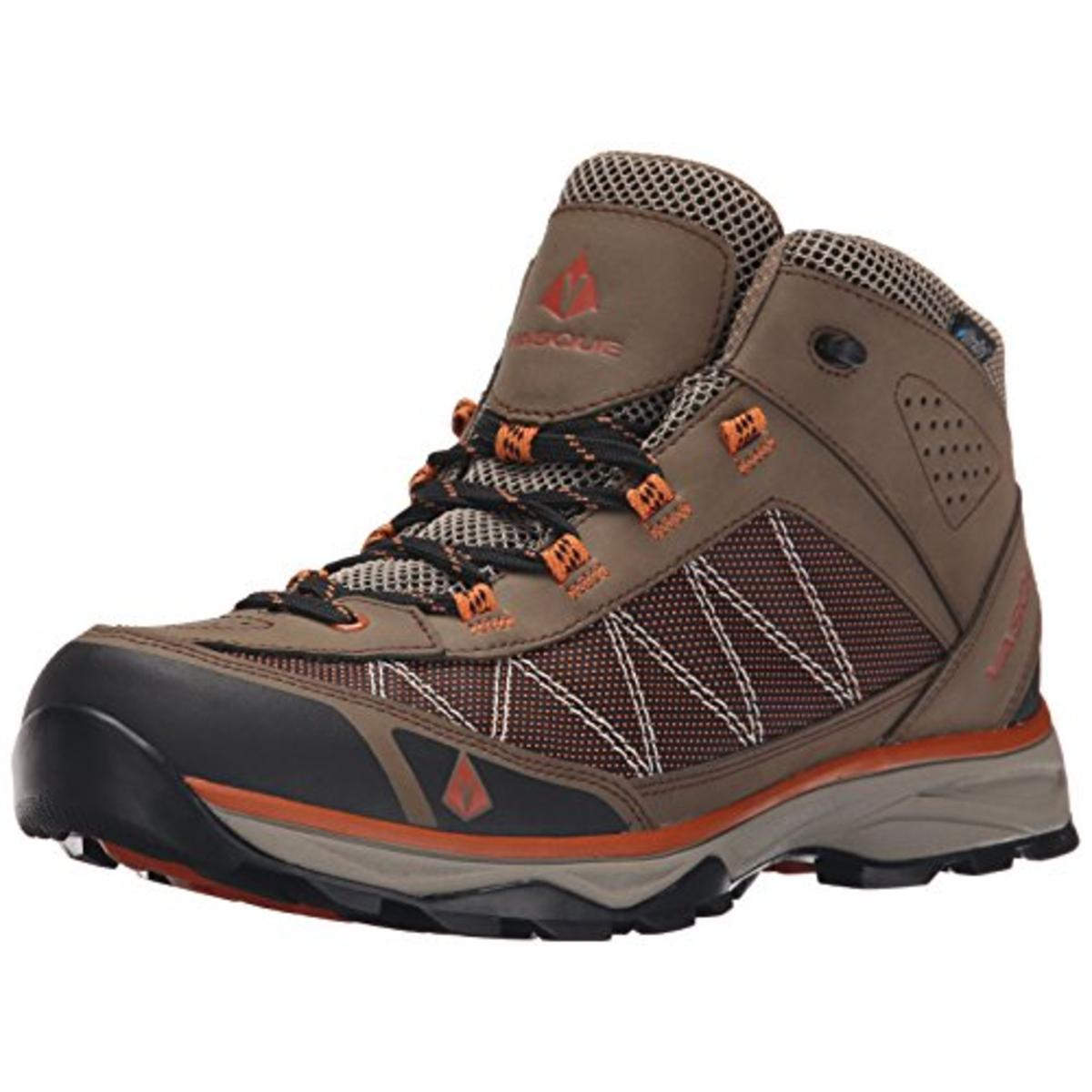Vasque Mens Monolith Mesh Inset Ultra Dry Hiking Boots by Vasque