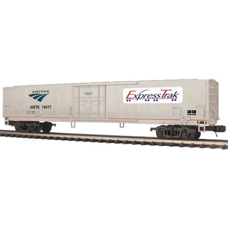 MTH Electric Trains 2093702 O Scale AMTRAK MAIL BOX CAR -  =Vlookup(C9067,'[1]Master List'!$A:$P,16,False)