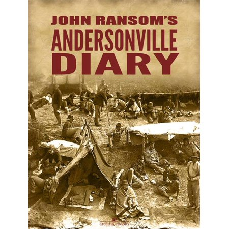 John Ransom's Andersonville Diary - eBook - Halloween Andersonville
