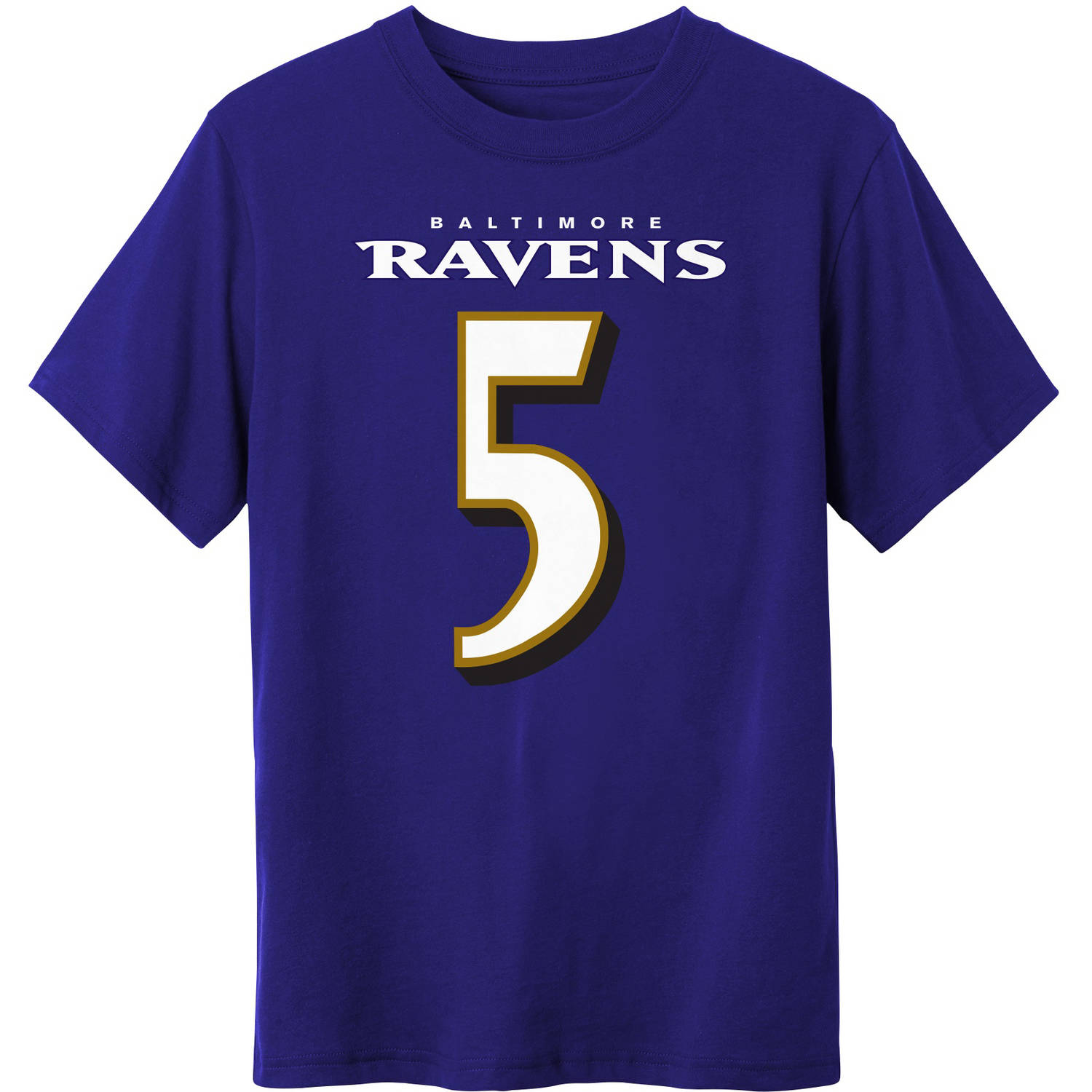 NFL Baltimore Ravens Youth Joe Flacco Tee