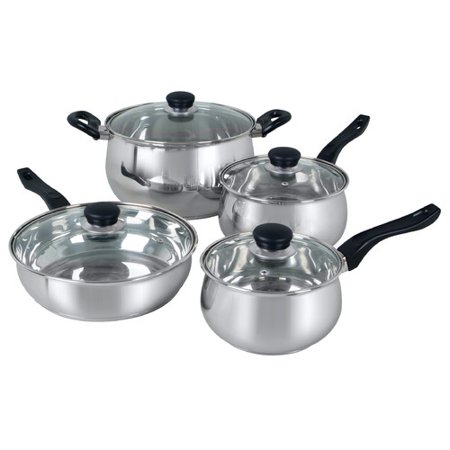 Oster Rametto 8 Piece Cookware Set
