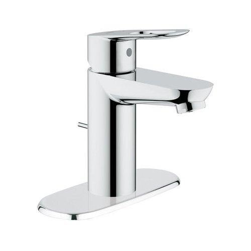 Grohe 20333000 BauLoop Centerset Lavatory Faucet, Chrome