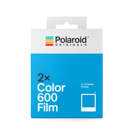 Polaroid Originals Color Film for 600 Double Pack (Polaroid Glow In The Dark)