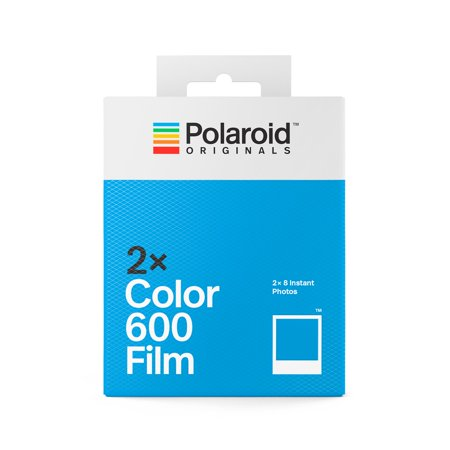 Polaroid Originals Color Film for 600 Double Pack (600 Film Pack)