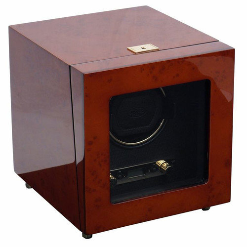 WOLF Savoy Single Winder Watch Box