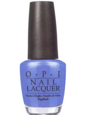 OPI Nail Polish, Blues