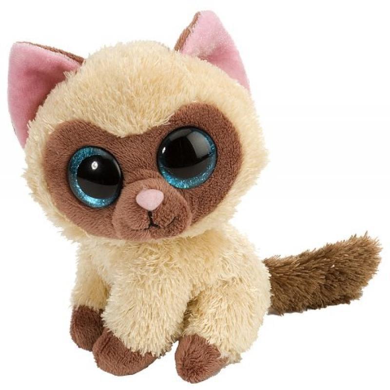 Wild Republic L'Il Sweet & Sassy Siamese Cat Mocha Plush by