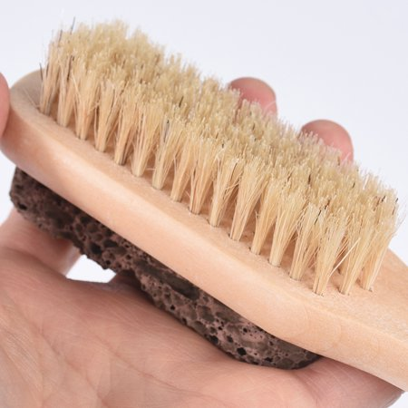 Double Sided Callused Foot Grinder Cleaning Brush - image 2 of 4
