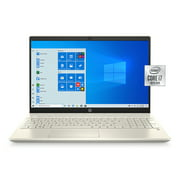 "HP Pavilion 15.6"", Intel Core i7, 8GB RAM, 512GB SSB+32GB Optane, Lunar Gold"