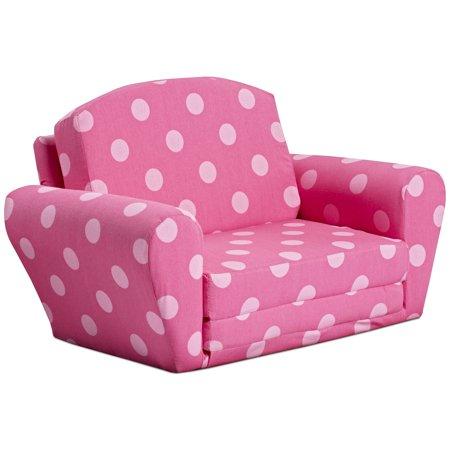 Kidz World Oxygen Pink Sofa Sleeper