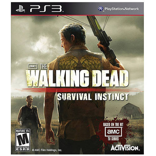 The Walking Dead: Survival Instinct (PS3) - Pre-Owned