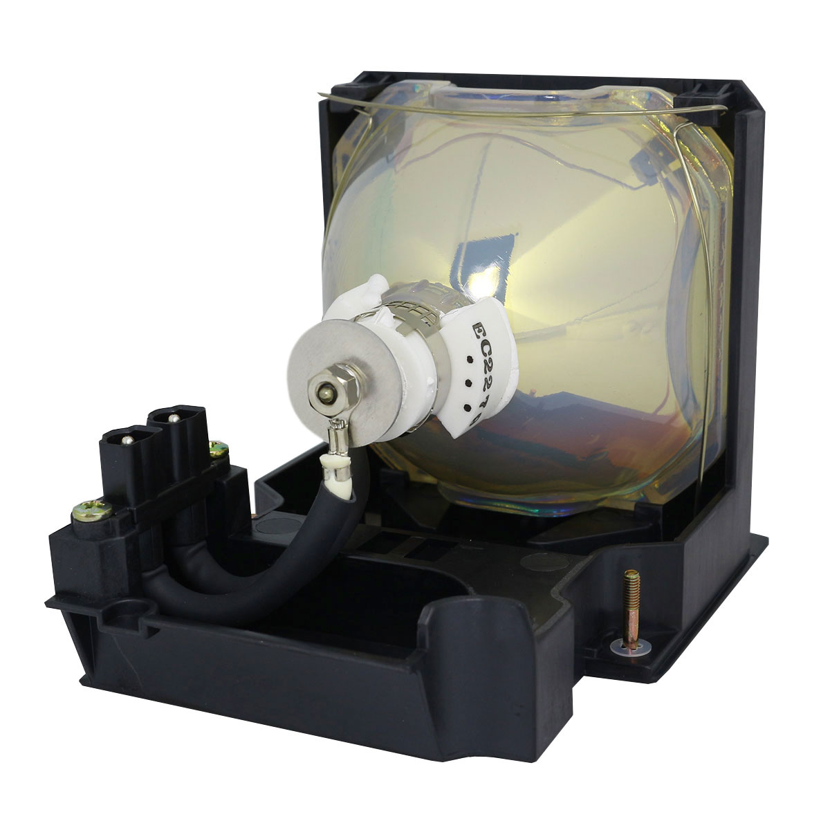 Original Ushio Projector Lamp Replacement for Yokogawa VLT-X400LP (Bulb Only) - image 2 of 5