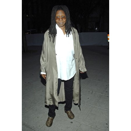 Whoopie Goldberg At Arrivals For 6Th Annual Tribeca Film Festival Vanity Fair Party New York State Supreme Courthouse New York Ny April 24 2007 Photo By George TaylorEverett Collection Celebrity