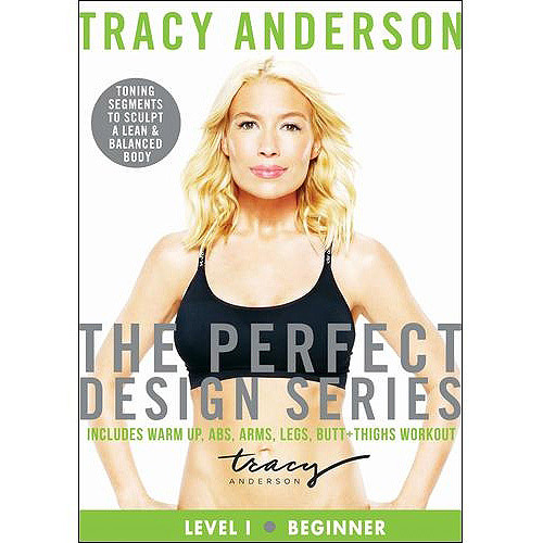 Tracy Anderson: Perfect Design Series - Sequence 3