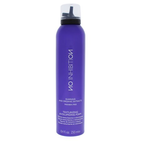 No Inhibition Texturizing Volumizing Foam - 8.4 oz