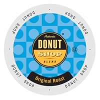 Authentic Donut Shop Original Roast, Single Serve Cup Portion Pack for Keurig K-Cup Brewers, 24 Count