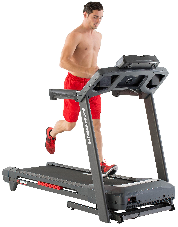 Schwinn 870 Bluetooth Treadmill with RunSocial and Schwinn Trainer App Connectivity by Nautilus