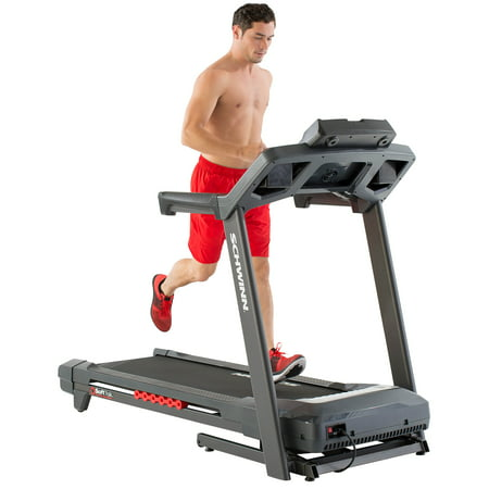 Schwinn 870 Bluetooth Treadmill with RunSocial and Schwinn Trainer App Connectivity